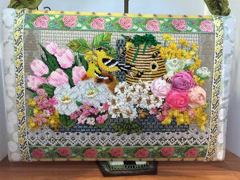 Melissa Shirley's Bee Basket