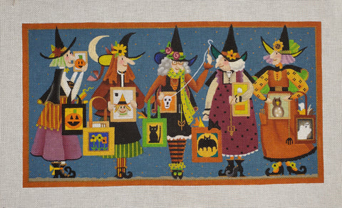 Witchy Stitchy Club w/Stitch Guide