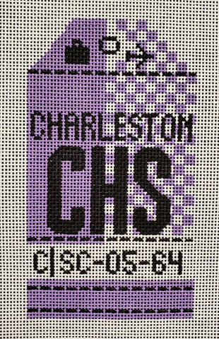 Charleston Luggage Tag