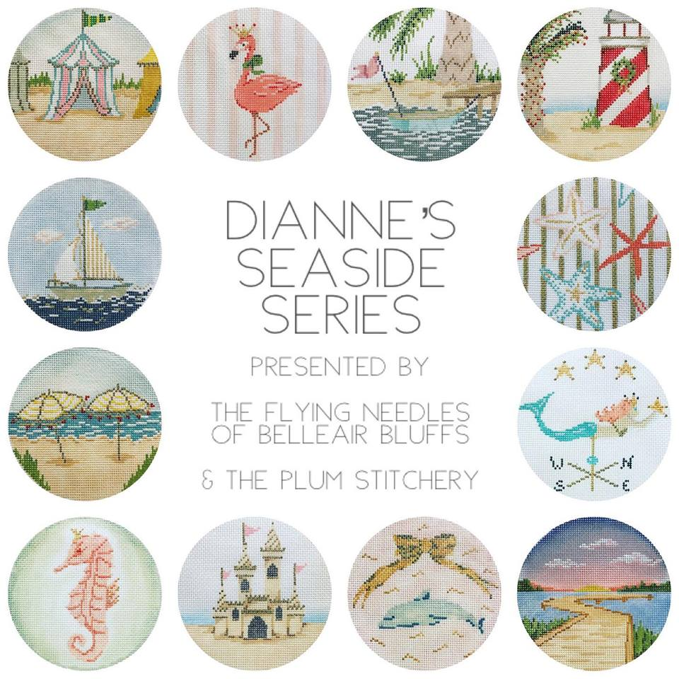 Dianne's Seaside Series Monthly Club