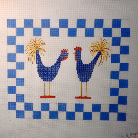 Blue Roosters