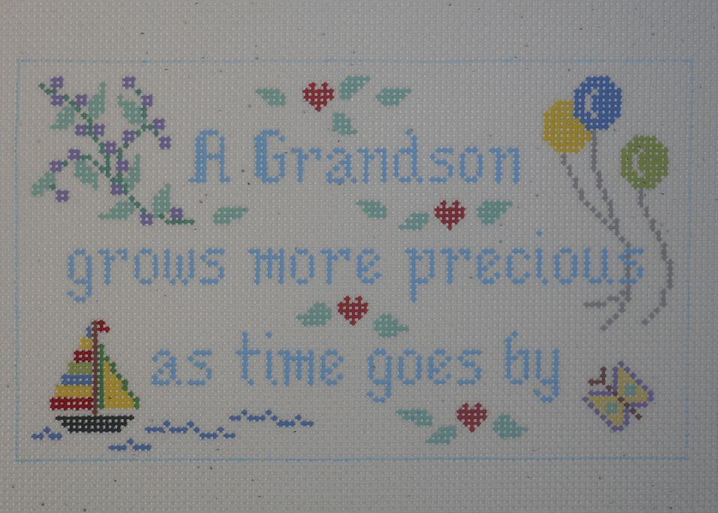Grandson Grows