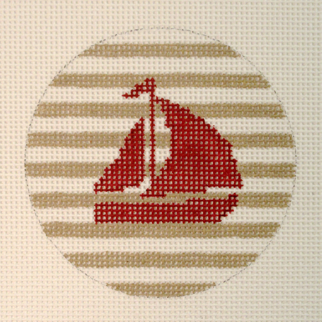 Sailboat on Strips