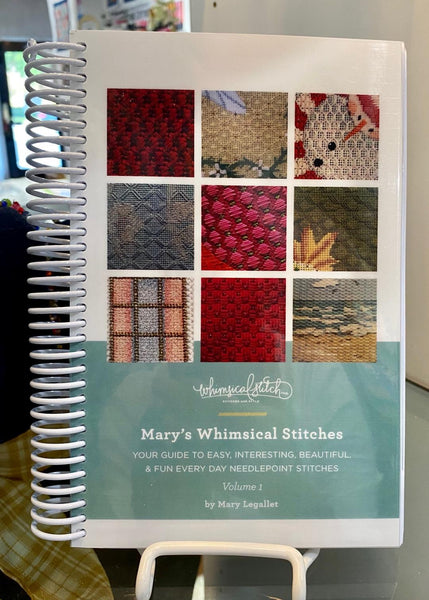 Mary's Whimsical Stitches, Volume 1