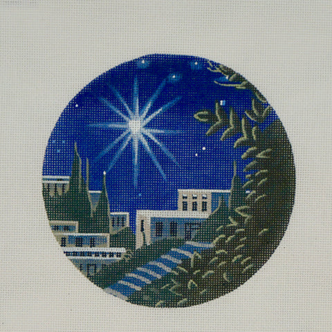 Nativity Set, Star and City (2 of 8)