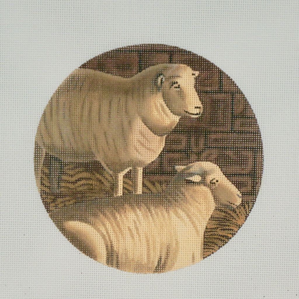 Nativity Set, Sheep (1 of 8)