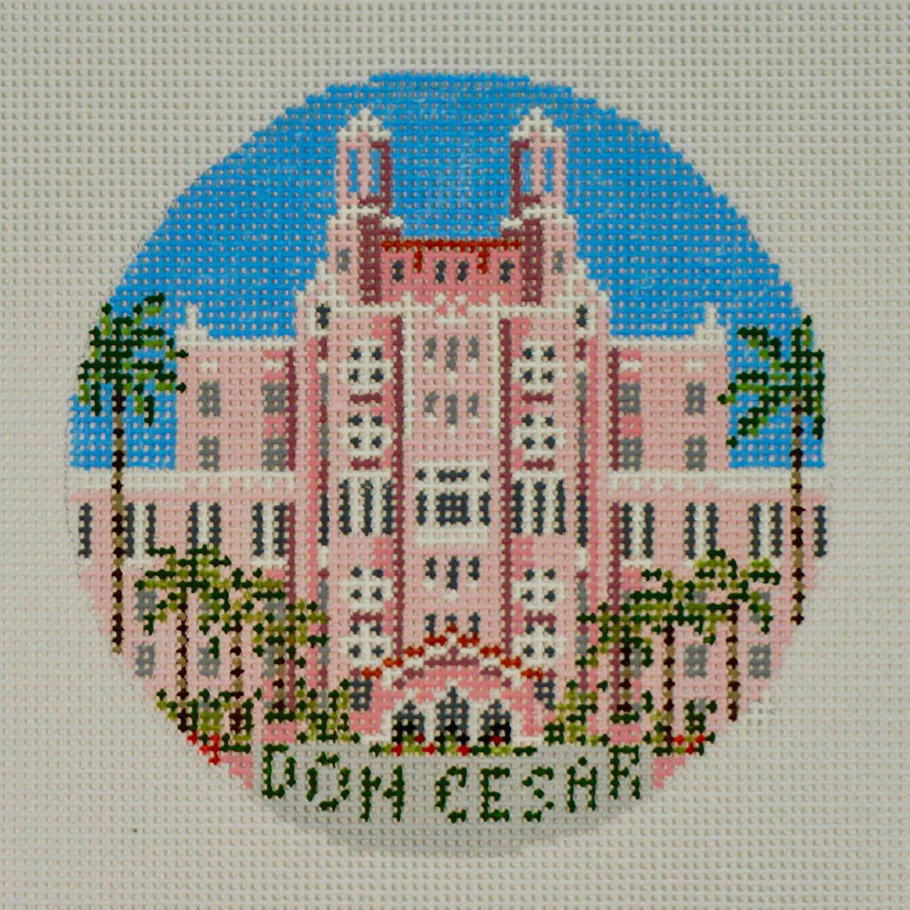 Don CeSar Ornament