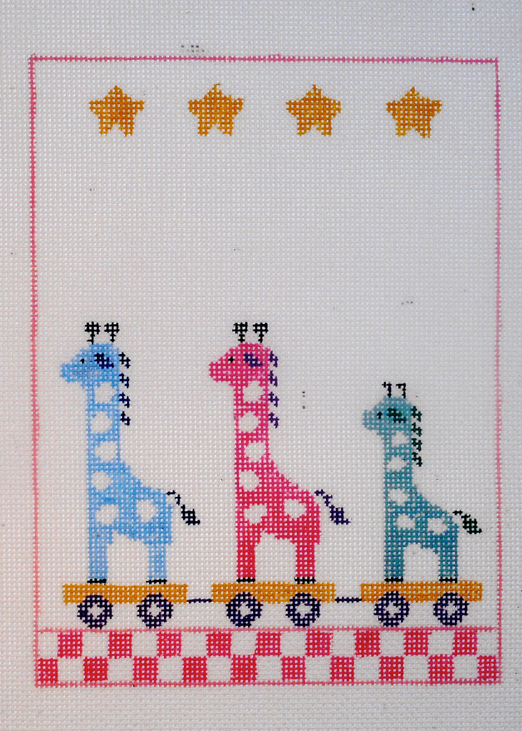 Giraffe for Baby Girl