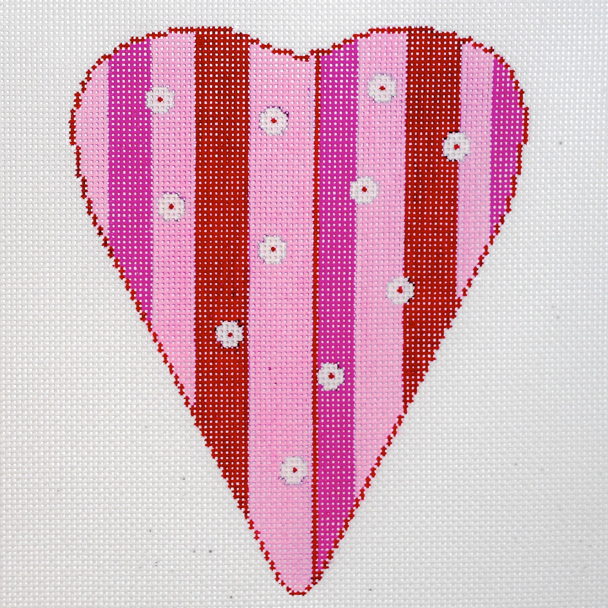 Heart with sequins