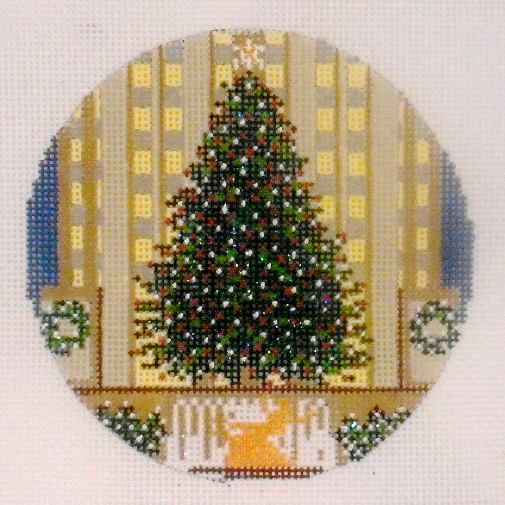 Rockefeller Center Tree Ornament