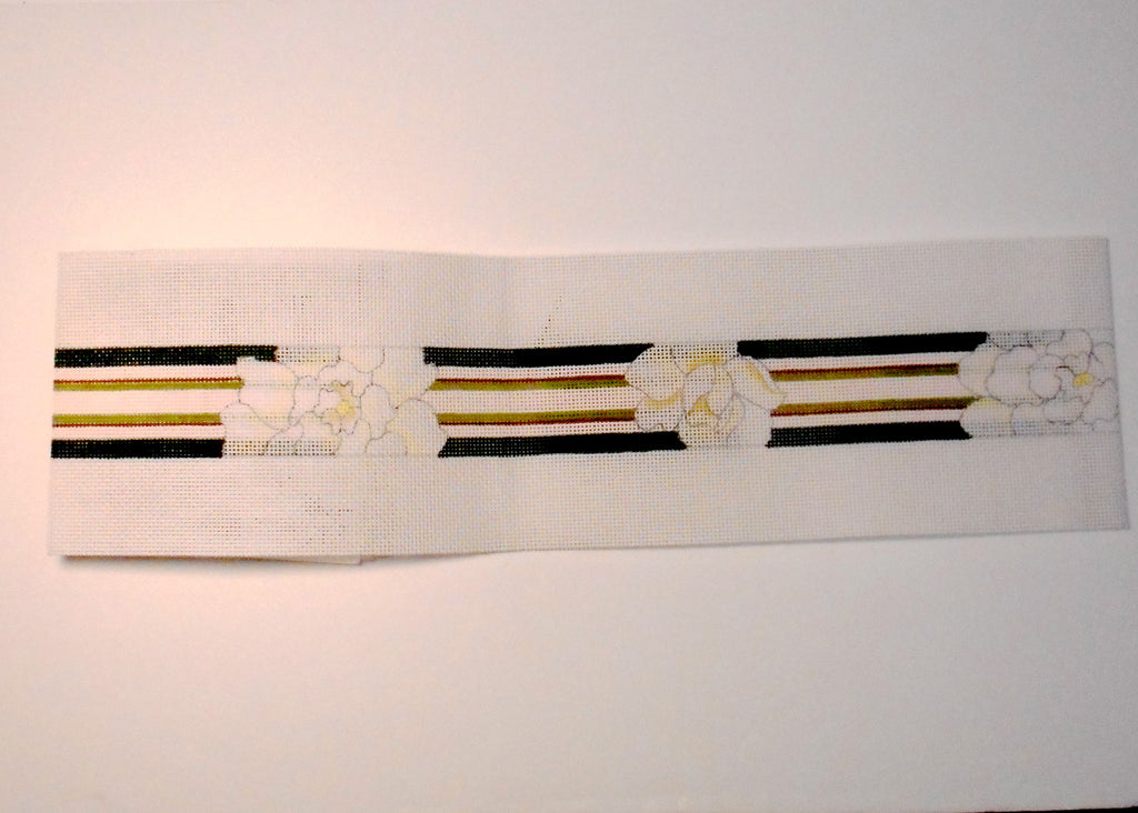 White Flower Belt