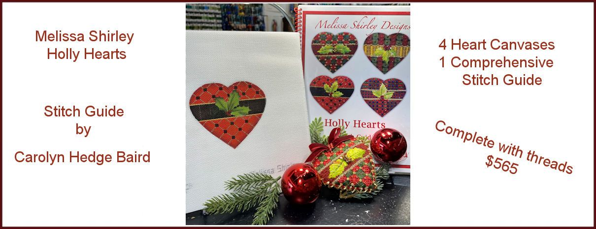 The Flying Needles Needlepoint Classes