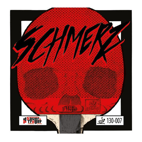 Schmerz - new long pimples from Sauer and Troger