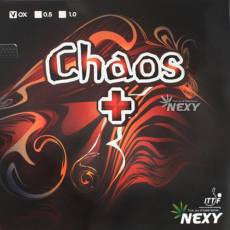 Chaos Plus - Long pimples for poly ball era. Disrupt and control your Opponent