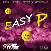 Easy P - long pimple rubber from Sauer & Tröger
