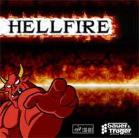 HELLFIRE - by long pimple experts Sauer&Tröger