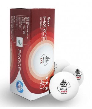 Nexy Force ABS 3 Star Match Ball