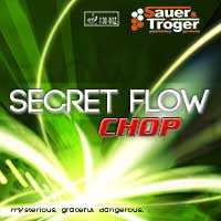 Secret Flow Chop - A modern grippy chopper's rubber