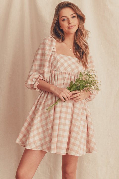 Blushing Love Dress
