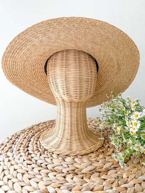 Big dreams straw hat