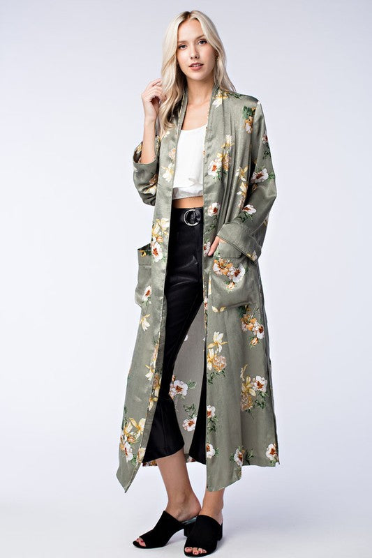 Kimono throw - Breath of Youth Clothing