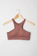 Dusty rose work out set - Breath of Youth Clothing