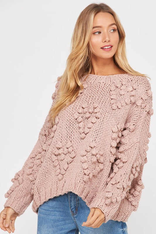 Holding hands sweater