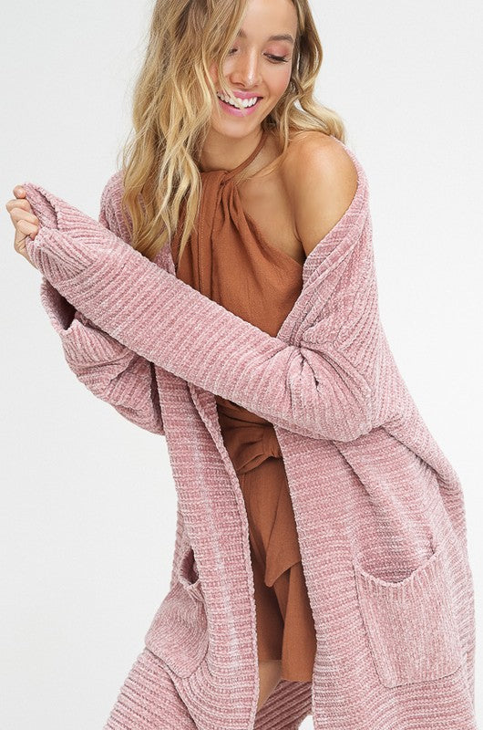 Always falling for you cardigan