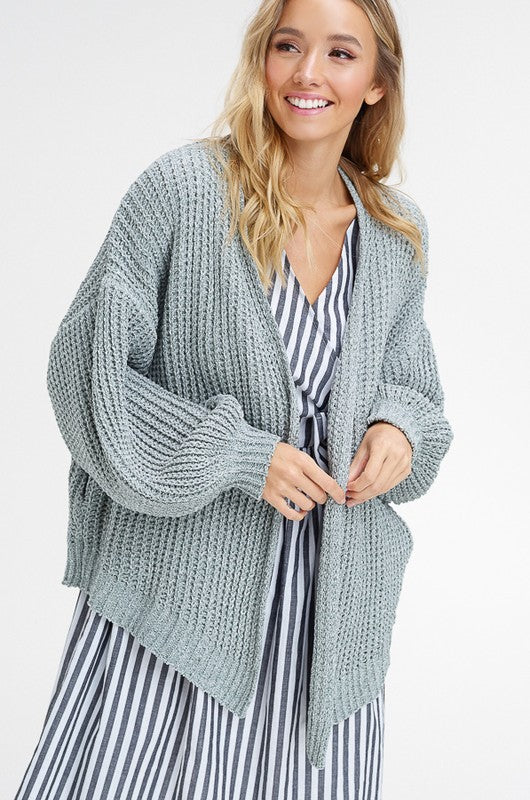 Lost in your eyes cardigan
