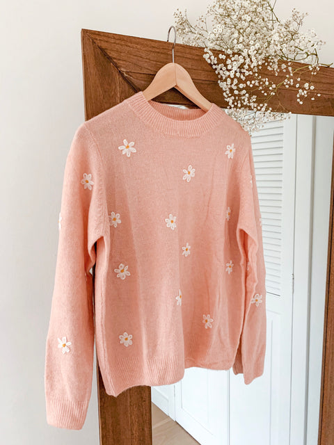 Sugar pie sweater