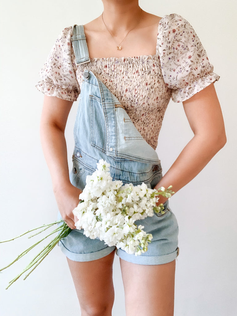 Favorite bloom top