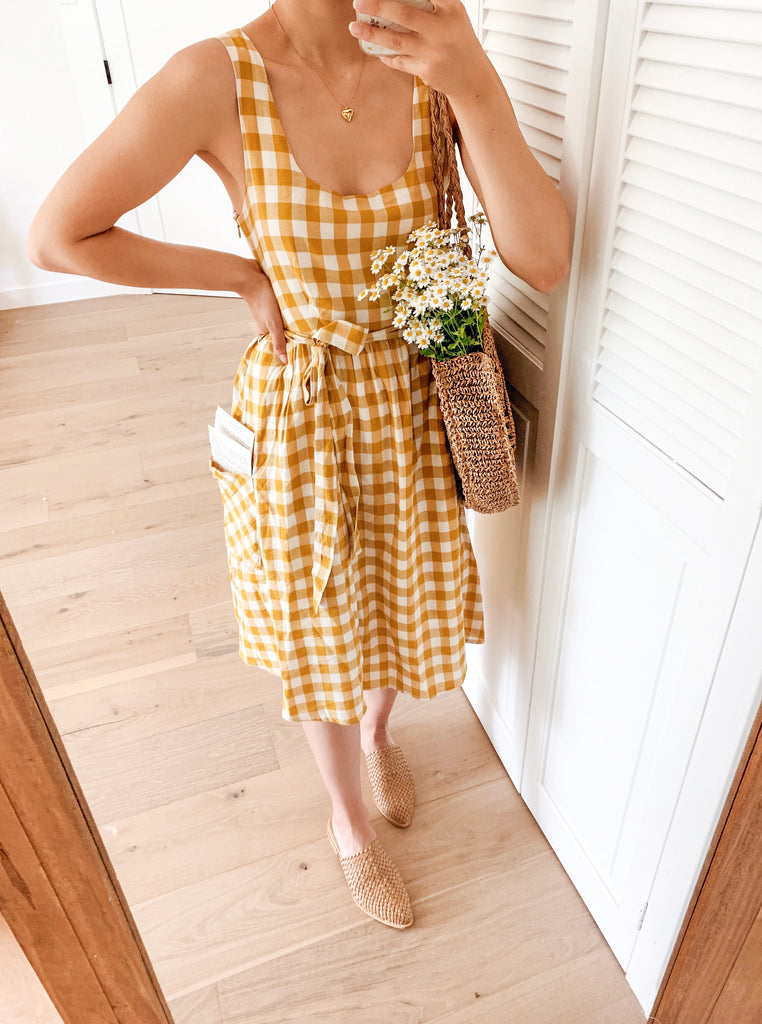 Picnic at The Lake Dress