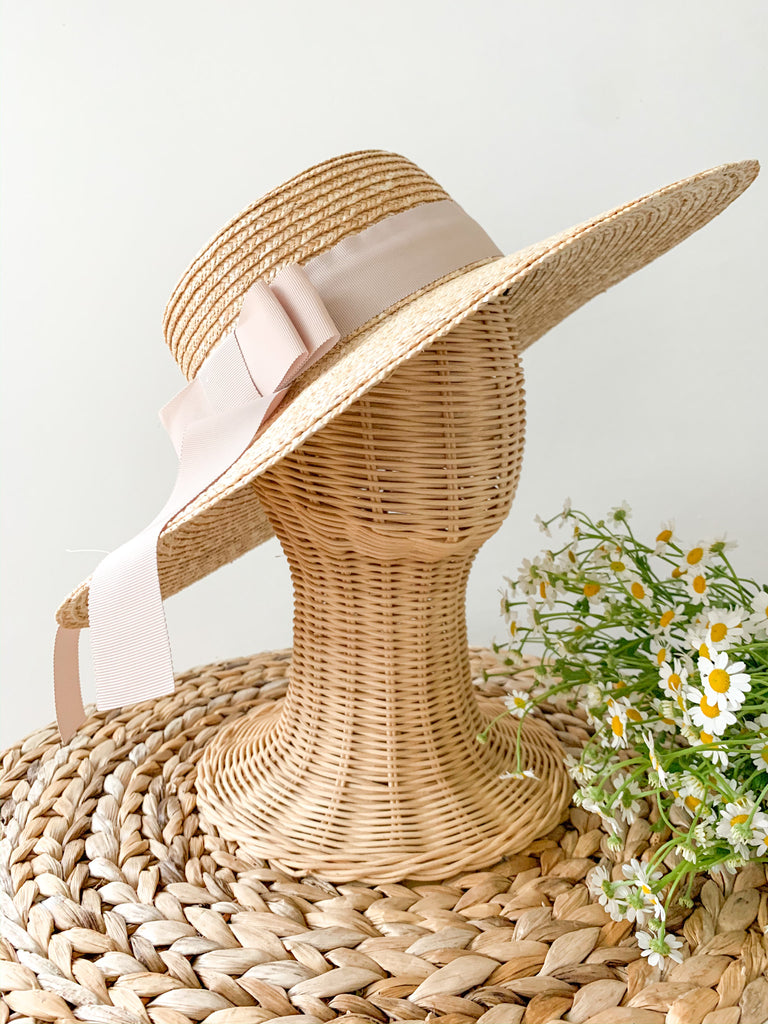 Dawn straw hat
