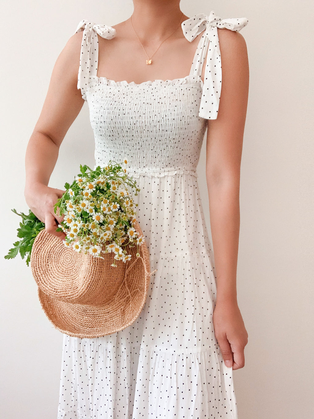 Find it in the sunshine dress