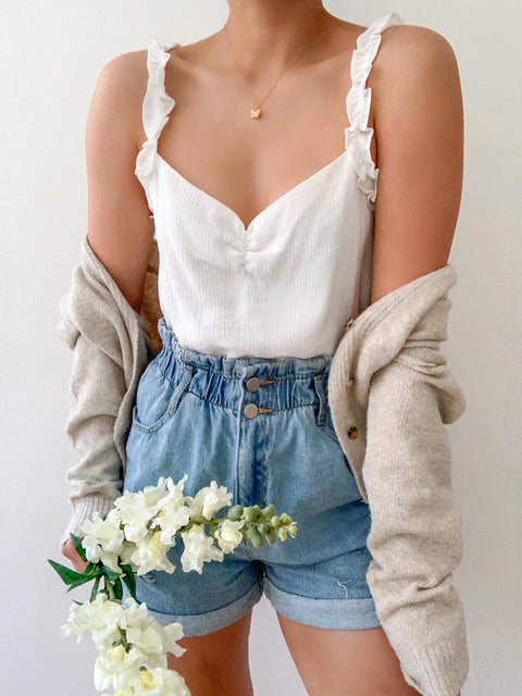 Fresh flowers top