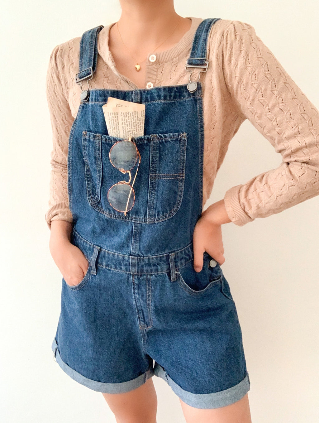 Keep falling for you overalls