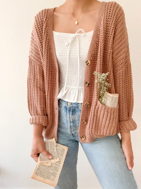 Endlessly Hopeful Cardigan