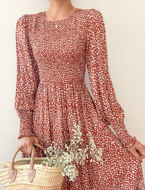 Autumn Breeze Dress