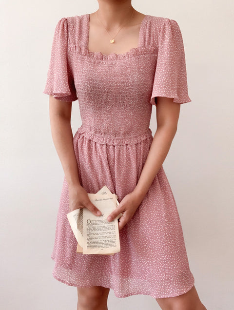 Love and kindness dress