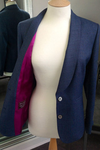 Made to measure business suits for women