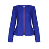 Women's workwear - Emily blue tailored jacket
