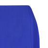 Ladies tailored skirt detail - Emily sapphire blue