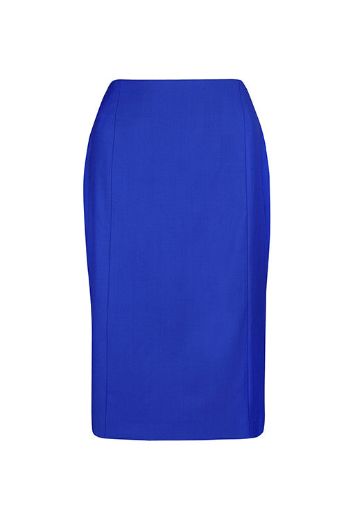 Ladies tailored skirt - Emily sapphire blue