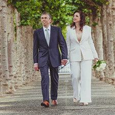 Bespoke wedding wear
