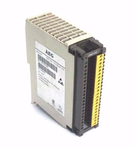 AEG MODICON DAP 210 / AS-BDAP-210 DISCRETE OUTPUT MODULE ASBDAP210