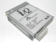 ACTION INSTRUMENTS INPUT MODULE Q476-0000 ISOLATING SIGNAL CONDITIONER IQRL-200