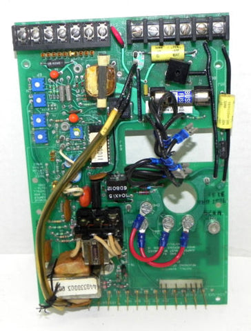 GENERAL ELECTRIC 193X643AFG222 BOARD 193X643AFG