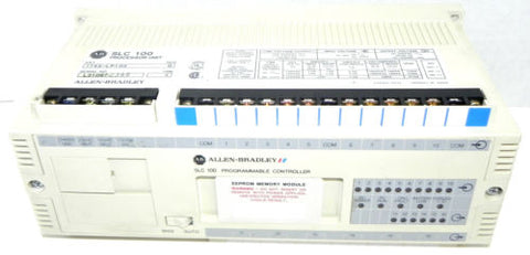ALLEN BRADLEY 1745-LP103 PROCESSOR UNIT SER. D FRN. 5, 1745LP103