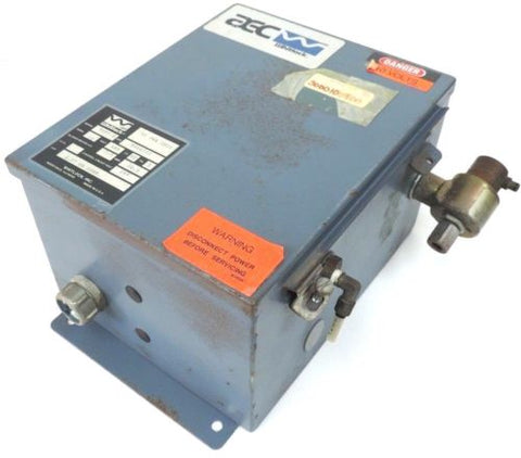 AEC WHITLOCK VTP7.5 POWER UNIT, VTP-7.5 VT PWR UNIT 460V, 3 PHASE, 2.5