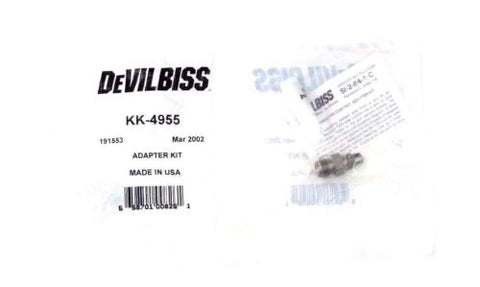 2 NIB DEVILBISS KK-4955 FAN CONTROL ADAPTER KITS 191553, KK4955